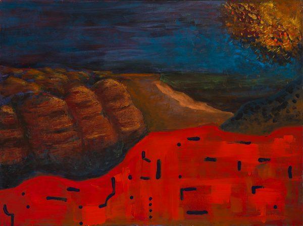 Painting Prints The Empyrean Watarrka National Park