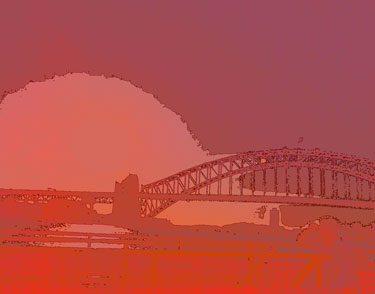 Photo Prints Australian Life Dusky Bridge