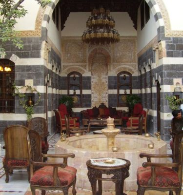 Photo Prints Interiors Beit Al Wali Hotel