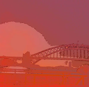 Photo Prints Australian Life Dusky Bridge