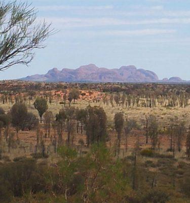 Photo Prints Australian Outback Outback Lilac Haze