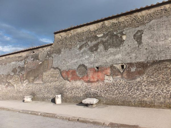Photo Prints Italy Pompeii