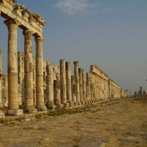 Photo Prints Syria Apamea Promenade