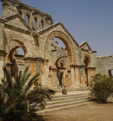 Photo Prints Syria St Simeon Stylite Portal 2010